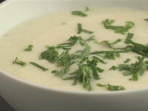 How To Make A Tasty Cauliflower Soup