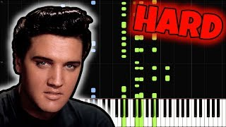 Elvis Presley - Can't Help Falling In Love [INSANE Piano Tutorial] (Synthesia) //ThePianoGuys
