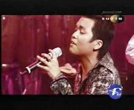 Akhir Konsert Solo Achik Spin & Siti Nordiana