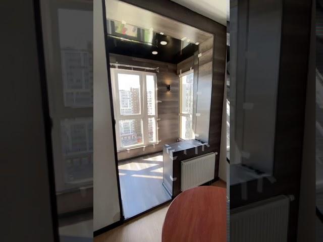 Смотреть видео Балкон под ключ, Столичная 4