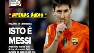 Mallorca 2 x 4 Barcelona - Narración: Germán García ( RNE ) - Camp. Espanhol - 11/11/2012