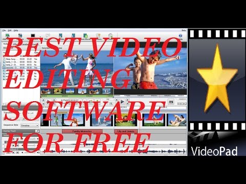 VIDEO PAD BEST FREE VIDEO EDITING SOFTWARE || FULL VERSION DOWNLOAD (TECHNICAL NIK)