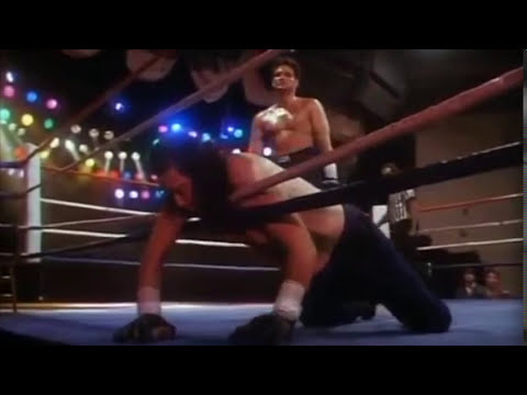 "Pure Fight Scenes: Don ""The Dragon"" Wilson, Gary Daniels (1) ""Ring of Fire"" (1991) Vince Murdocco"
