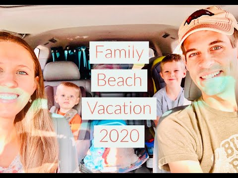 FiRST Family Beach Vacation!! (1/5)