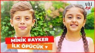 Ayşe ve Kerem'in Küçüklüğü - Afili Aşk 18. Bölüm (İLK SAHNE)