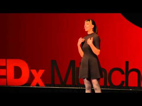 Searching for my sense | Moon Ribas | TEDxMünchen