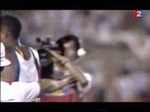 Mike Powell Vs Carl Lewis   Tokyo 1991