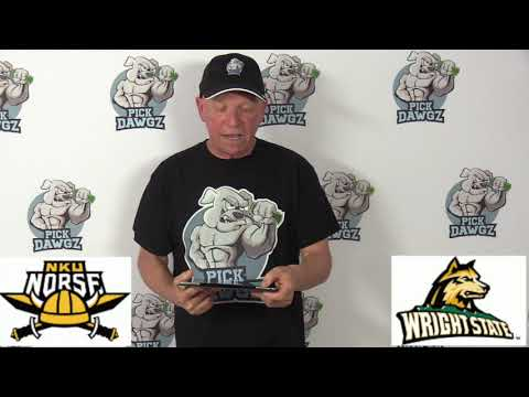 Wright State vs Northern Kentucky 1/24/20 Free College Basketball Pick and Prediction CBB Betting