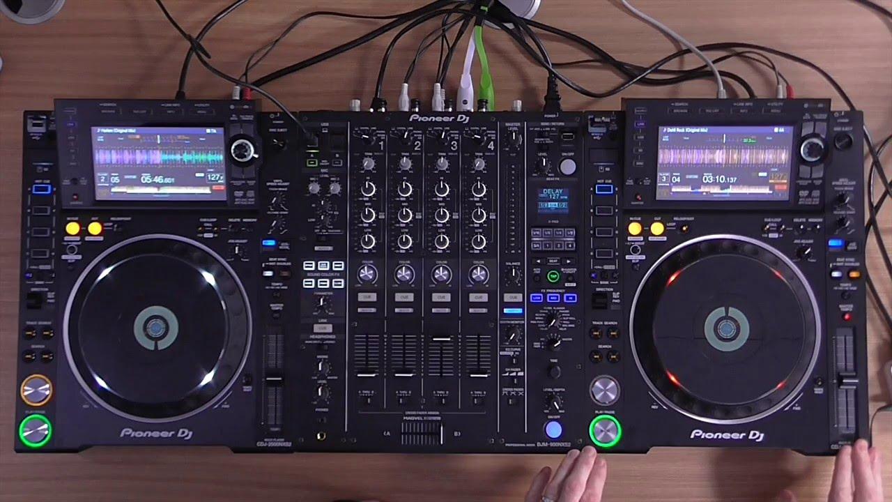 Download firmware of software voor CDJ-2000 - Pioneer DJ ...