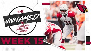 Is David Johnson in Your #FantasyFootball Lineup for Playoffs?   Arizona Cardinals