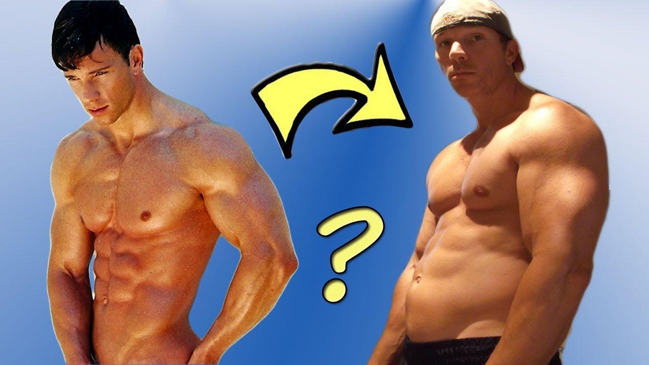 fat muscular people