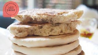 Bazlama Nasıl Yapılır İdil Tatari Yemek
