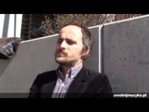 Artur Rojek - wideowywiad