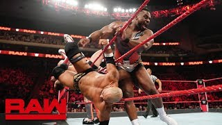 The New Day vs. The Revival: Raw, Aug. 19, 2019
