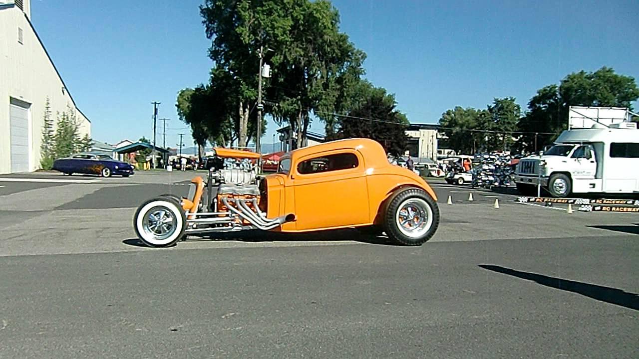 2011 Spokane Good Guys Car Show 22 - YouTube
