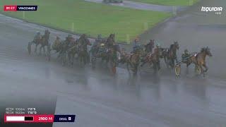 Vidéo de la course PMU PRIX BELLINO II
