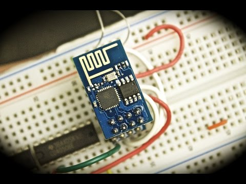 Cheap and Easy WiFi (IoT) Tutorial Part 1 - ESP8266 Setup/In