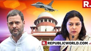 Meenakshi Lekhi Speaks To Republic TV On Rahul Gandhi&#39s Admission In The SC #CongAdmit ...
