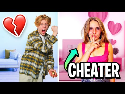 CHEATING WITH THE DOOR LOCKED PRANK ON BOYFRIEND!! **HE HIT HIM**💔| Piper Rockelle
