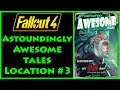 Fallout 4 - Astoundingly Awesome Tales - Boston Mayoral Shelter - 4K Ultra HD