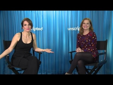 'Sisters'  Unscripted  Tina Fey, Amy Poehler