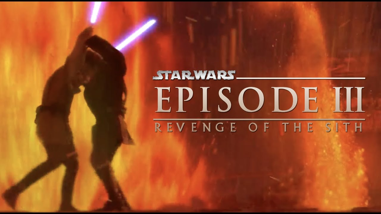 Revenge Of The Sith Trailer The Clone Wars Style Youtube