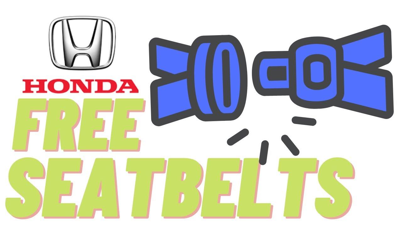 medium resolution of don t replace that honda seat belt or buckle free honda seat belts how to reset honda srs light