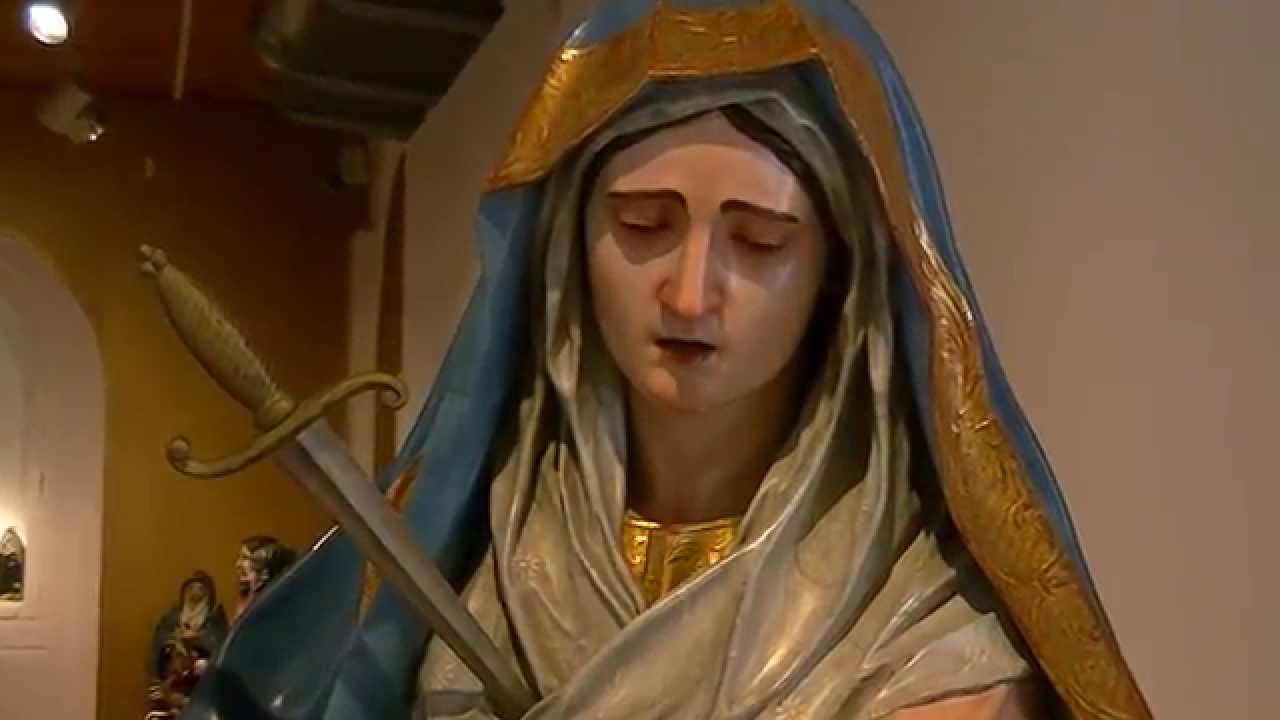 Resultado de imagen de La Semana Santa en la Ciudad de Luján Pérez
