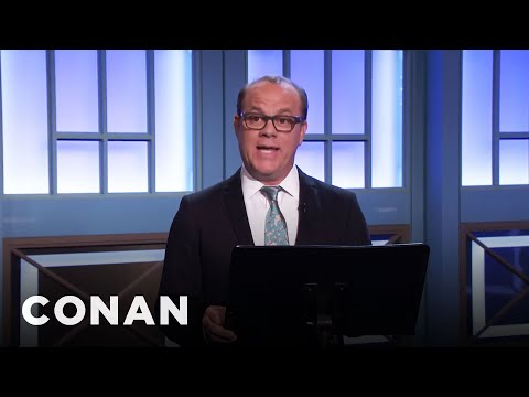 Tom Papa Reads His Essay About Plain Pasta  - CONAN on TBS