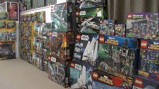 Lego Sealed Set Collection - Investment Sets