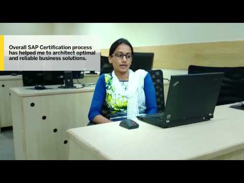 Why should you choose  SAP as your career?