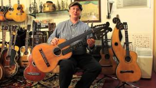 What is a Harp Guitar?