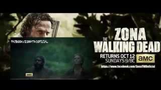 The Walking Dead temporada 5 Premiere Trailer capitulo 2
