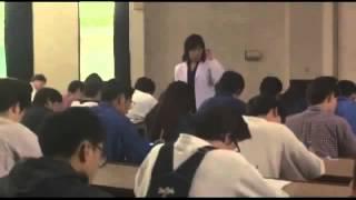 كيف يغش الطالب الياباني فى الامتحان مضحك ---nordoox---