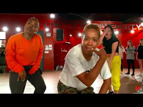 Blaque  #imgood Honey Soundtrack  Kenya Clay Choreography