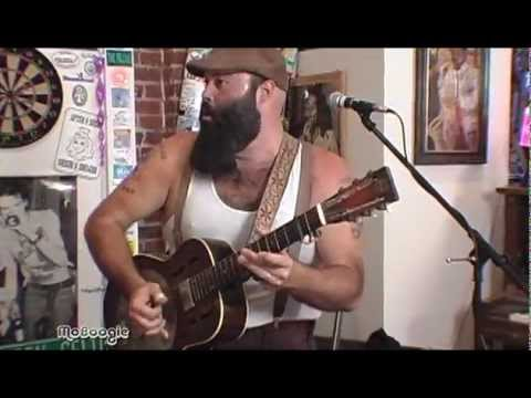 """THE REVEREND PEYTON'S BIG DAMN BAND """"Born Bred Corn Fed"""" - live @ the MoBoogie Loft"""