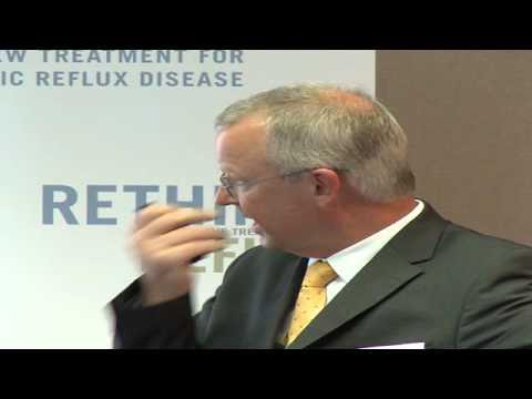 Prof Martin Schilling Presentation - Torax Medical Spring Meeting May 2011 in Frankfurt