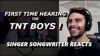 First Time Hearing TNT Boys - Singer Songwriter Reacts (Flashlight)