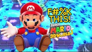 HARDEST LEVEL EVER CREATED EVER! [SUPER MARIO 3D WORLD]
