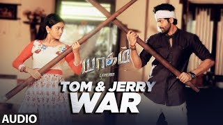 Tom & Jerry War Full Audio Song | Yaagam | Aakash Kumar Sehdev, Mishti Chakraborthy, Jaya Prada