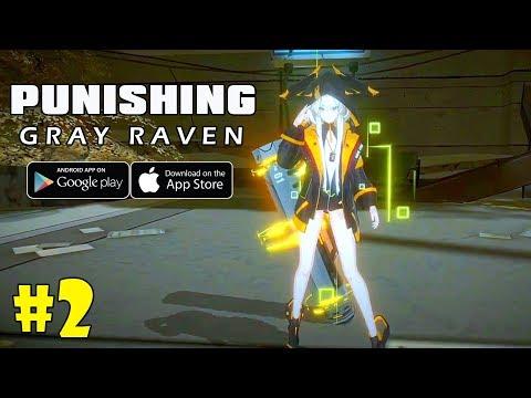 [Android/IOS] Punishing: Gray Raven #2 - ARPG Anime Gameplay