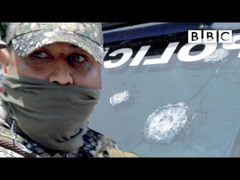 The Surprising Way This Mexican State Is Fighting The Cartels | The Americas With Simon Reeve - BBC