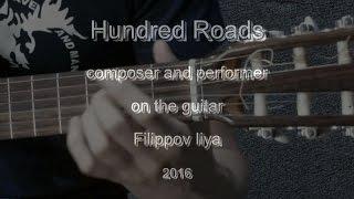 100 Дорог Fingerstyle Guitar Filippov Guitar Pro Tabs