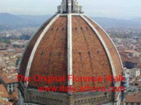 Italy Tours Florence Tours Original Florence Walk Artviva Review 2009 1