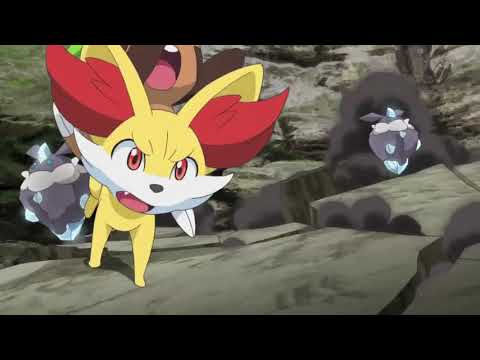 Len S Kids In America From Team Robot In Pokemon The Movie Diancie And The Cocoon Of Destruction Youtube