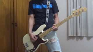 TOO TOUGH TO DIE 05-Wart Hog - Ramones Bass Cover