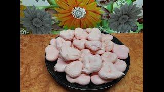 #Воздушное безе#Безе в домашних условиях#Безе сердце#Вкуснейшие безе для украшения торта#Меренги
