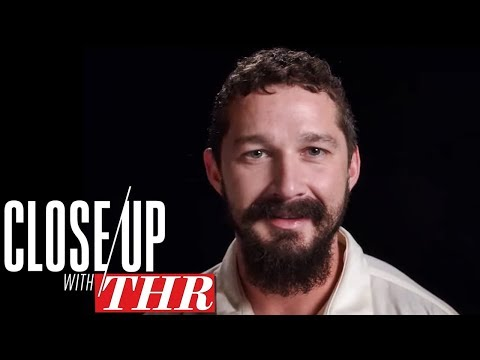 Why Shia LaBeouf Told His Father Mel Gibson Was Set To Portray Him In 'Honey Boy' | Close Up