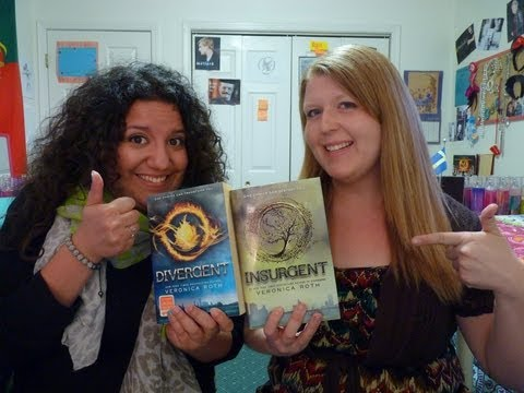 Book Review and Reaction: Divergent, Insurgent, and Allegiant