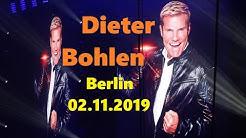 Dieter Bohlen LIVE @ MEGA Tour - Full concert - Berlin, 02.11.2019